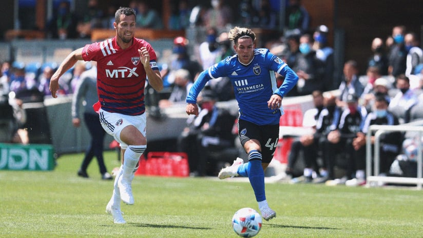 MATCH PREVIEW: Earthquakes head to Texas for road match vs. FC Dallas