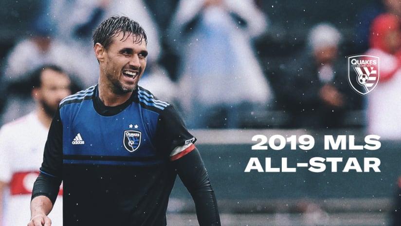 Chris Wondolowski - 2019 MLS All-Star