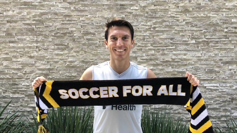Soccer for Al l- Childhood Cancer Awareness - 2018