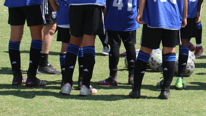 ACADEMY UPDATE: Academy goes undefeated against Silicon Valley SA