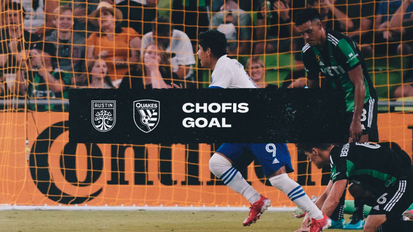 GOAL: QUE PENAL! CHOFIS scores in the 58th minute