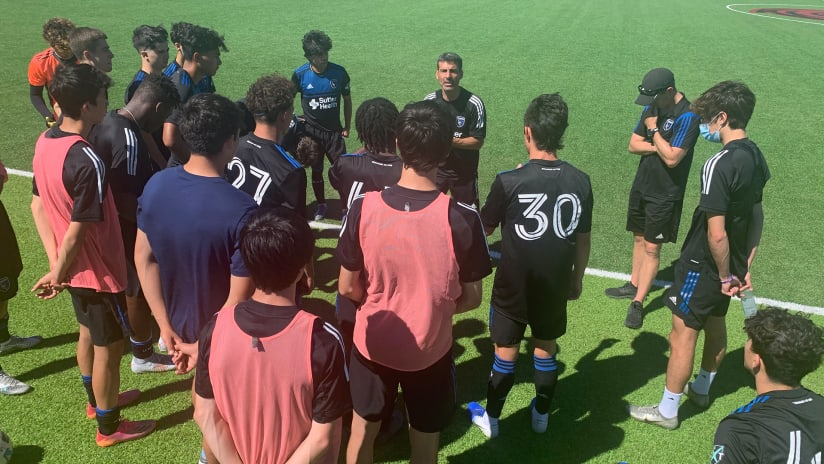 ACADEMY UPDATE: Academy sweeps Sacramento Republic