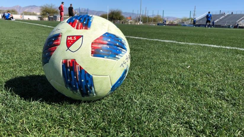 Tucson - Game Ball - 2018