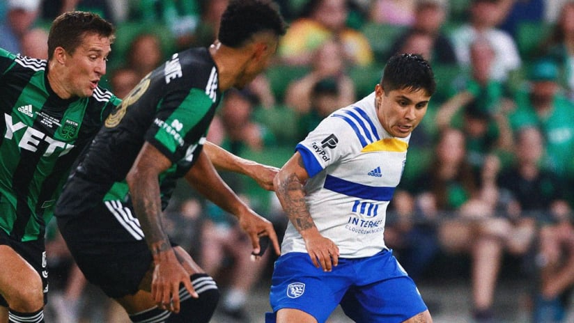 MATCH PREVIEW: Earthquakes face Austin FC in their second visit to Q2 Stadium