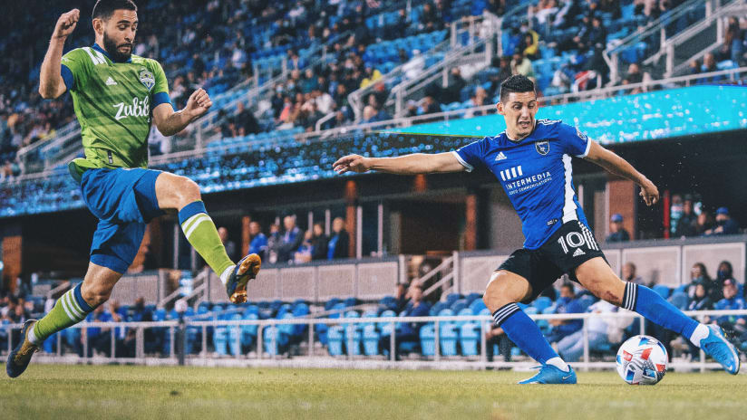 MATCH PREVIEW: Earthquakes Prepare for First of Two Road Games in Pacific Northwest