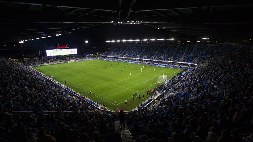 Avaya Stadium - 2018
