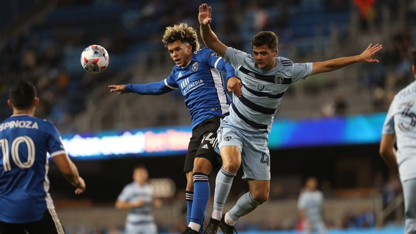 MATCH PREVIEW: Earthquakes Back on the Road for Midweek Match vs. Sporting Kansas City