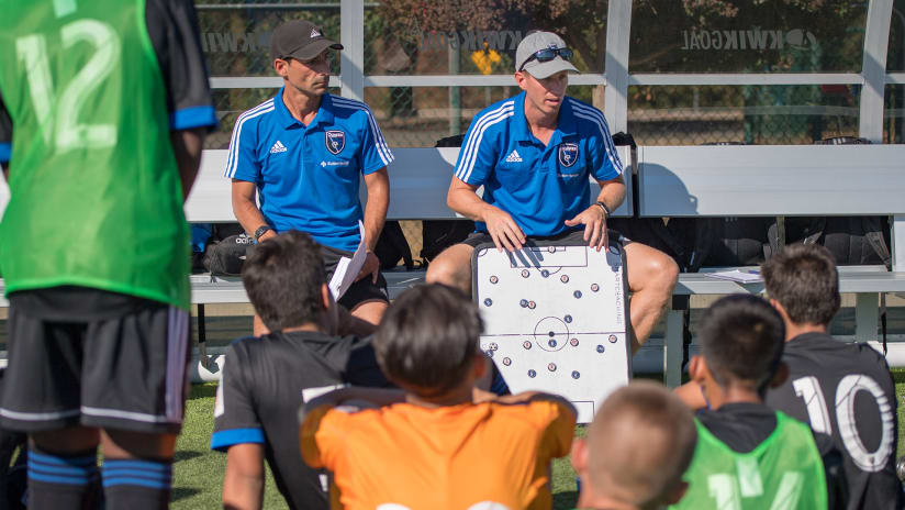 2018 Coach Fusco and DeGeer