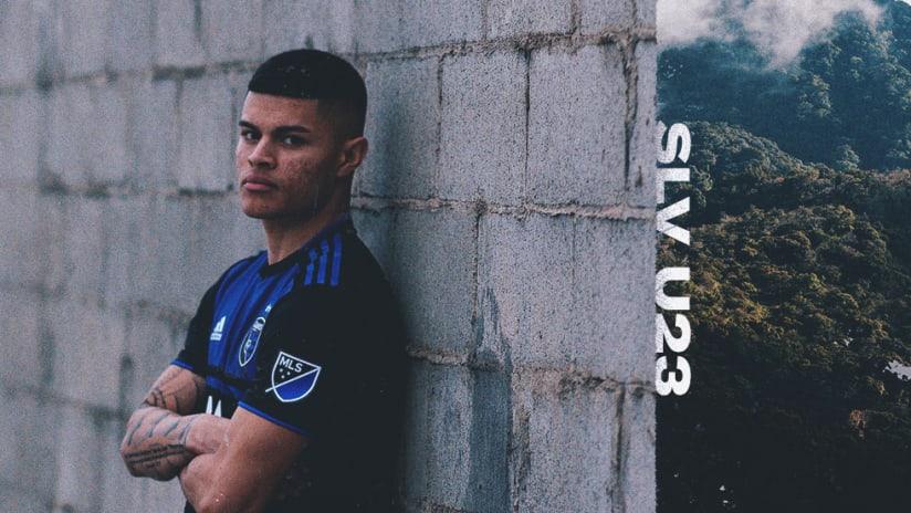 Eric Calvillo - El Salvador - Quakes