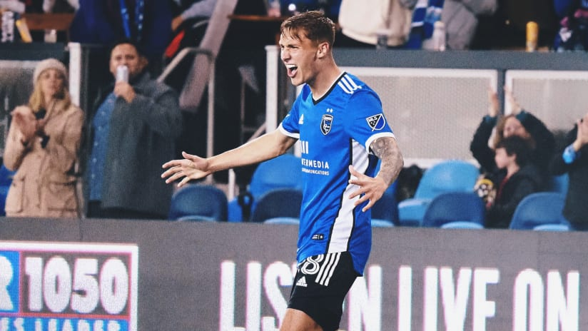 NEWS: Kikanovic, Nathan Selected to MLS Team of the Week