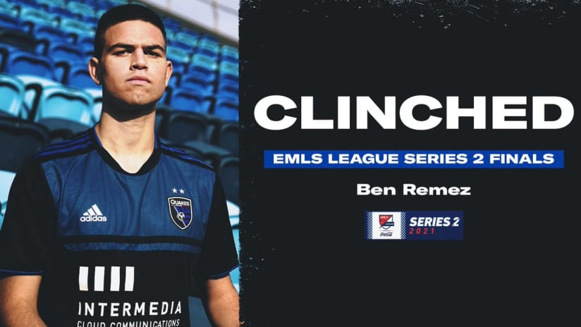 emls benr league series two