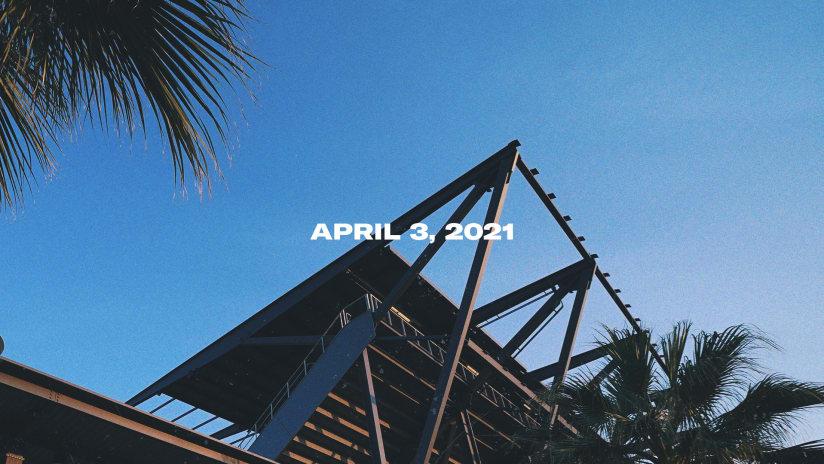 april 3 2021 season