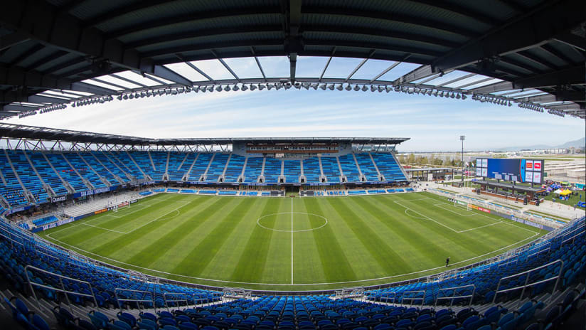 Earthquakes Stadium