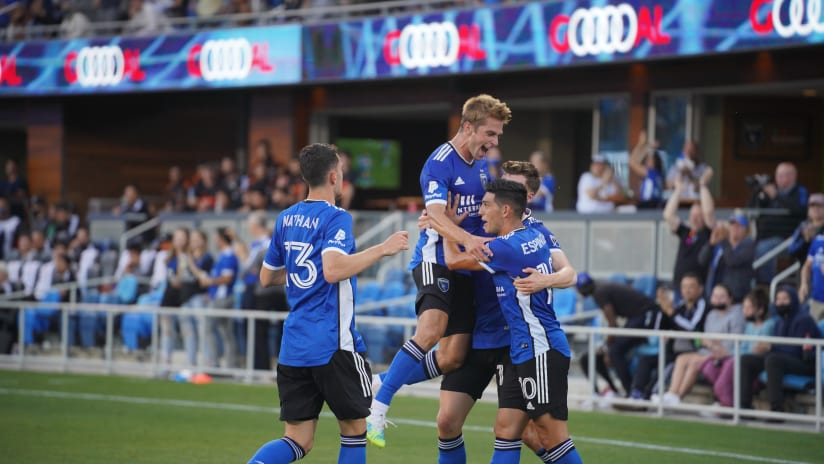MATCH PREVIEW: Earthquakes return to Pacific Northwest for midweek match vs. the Portland Timbers