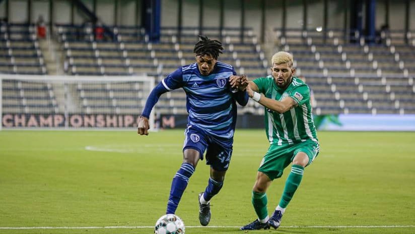 Preview: Sporting KC II back in action Saturday at OKC Energy FC