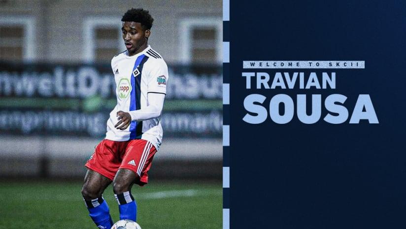SKC II Signs Travian Sousa