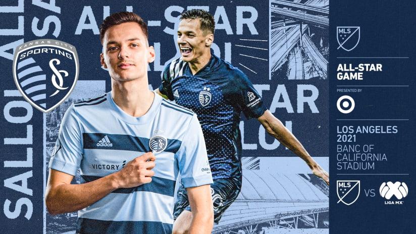Daniel Salloi 2021 MLS All-Star