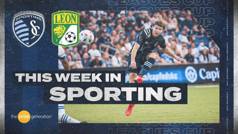 This Week in Sporting - Aug. 10, 2021