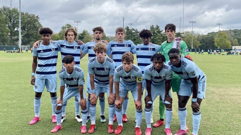 Sporting KC U-19s - Oct. 3, 2021