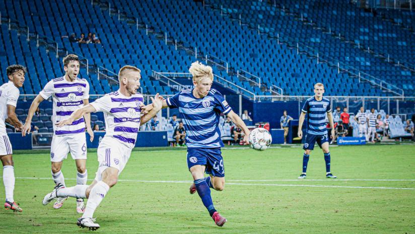 Recap: Sporting Kansas City II falls to 4-2 defeat against Louisville City FC