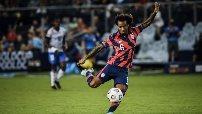 Gianluca Busio - USA vs. Haiti
