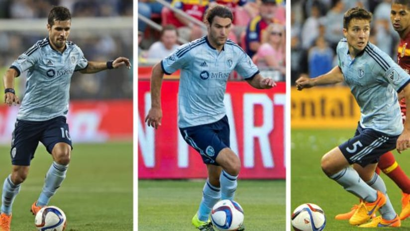 2015 MLS All-Star Gameday Roster Announcement