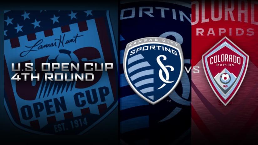 US Open Cup 2012 - Colorado Rapids
