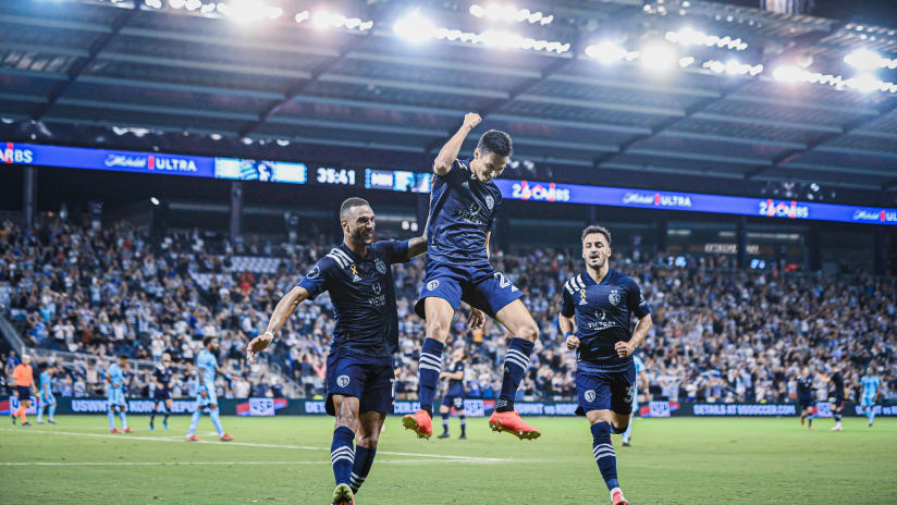 Upcoming Sporting KC home matches that will mold the Western Conference race