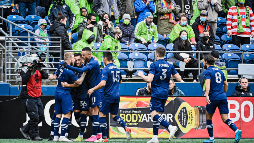"""SEAvSKC Quotes: """"What we all want is we want to win a trophy"""""""