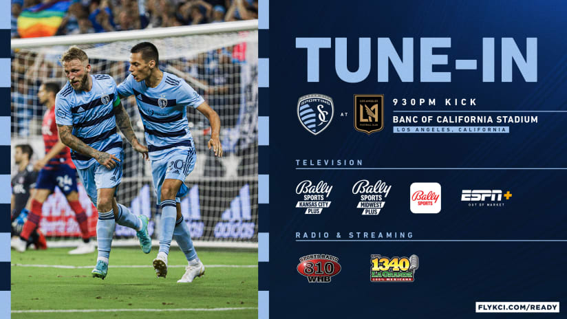 How to watch Sporting at LAFC on Wednesday | Aug. 4, 2021