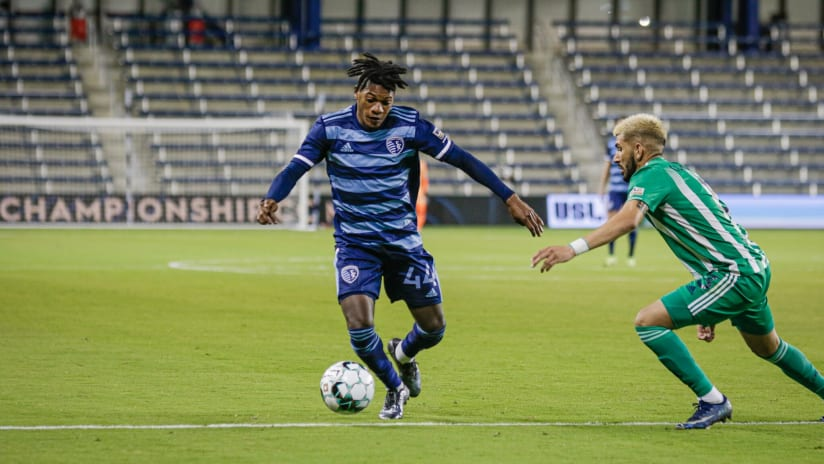 Preview: Sporting KC II set for Saturday road test at Atlanta United 2
