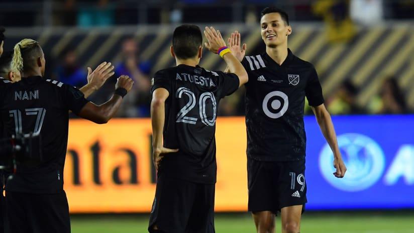 Daniel Salloi - MLS All-Stars vs. LIGA MX All-Stars - Aug. 25, 2021