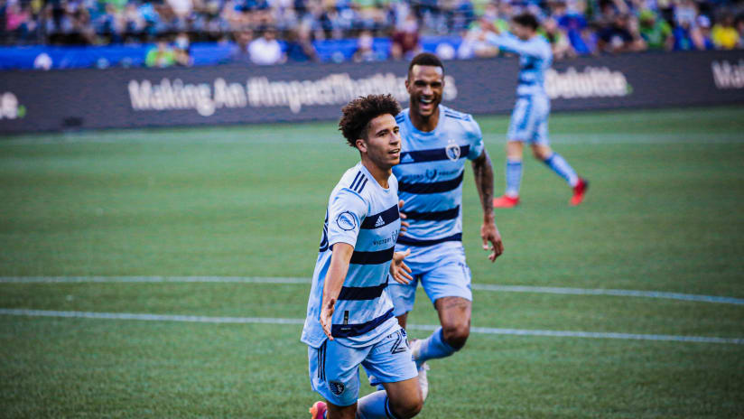 Match Recap: Sporting sinks Seattle with statement 3-1 road win