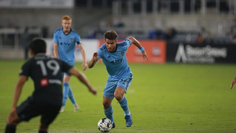 Sporting Kansas City II mutually terminates contract of forward Dominik Resetar