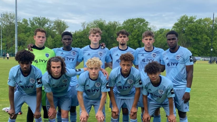 Sporting KC U-19s vs. FC Dallas - May 15, 2021
