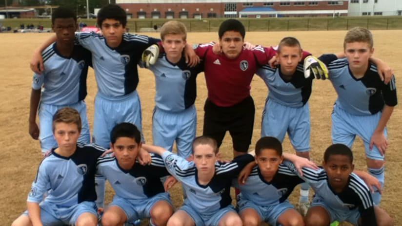 Sporting KC U14 Academy