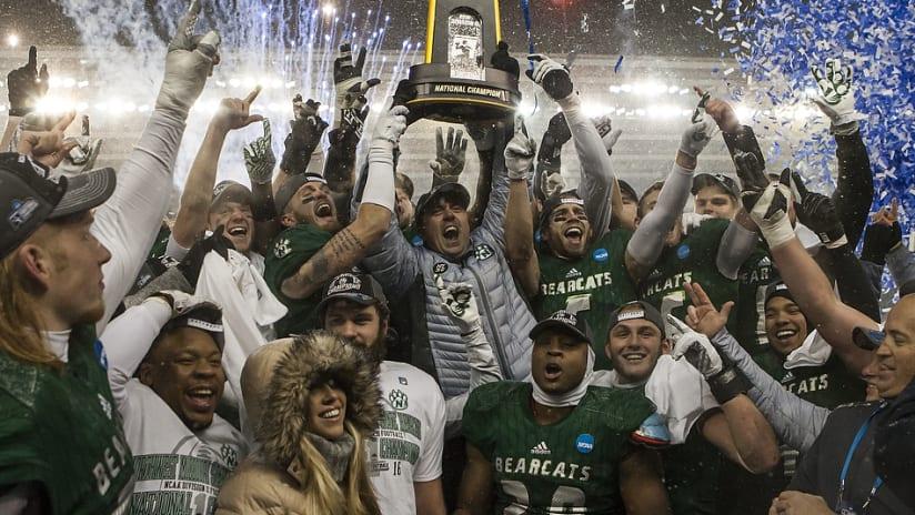 Northwest Missouri State Football 2016 title