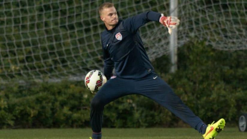 Jon Kempin US Soccer USMNT