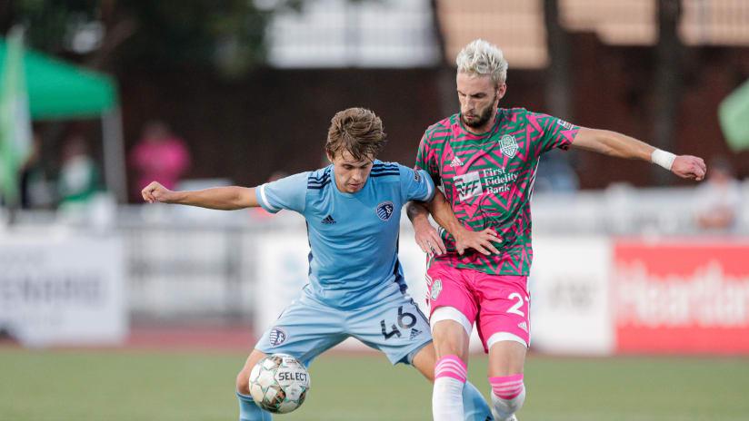 Recap: Sporting KC II posts second straight shutout following 0-0 draw at OKC Energy FC
