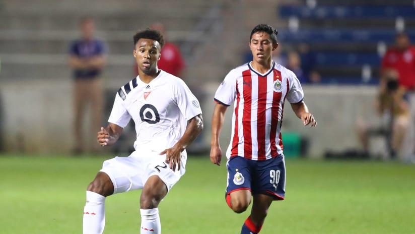 Erik Palmer-Brown - MLS Homegrown Game - Aug. 1, 2017