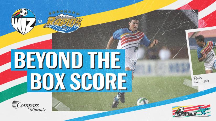 Beyond the Box Score Retro - Aug. 28, 2021
