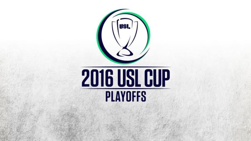 2016 USL Cup Playoffs