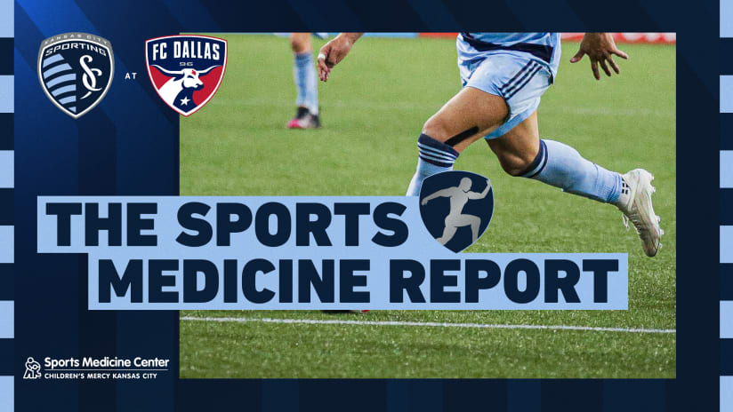 Sports Medicine Report - Sept. 29, 2021