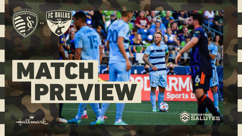 Match Preview: Sporting aims to stay hot Saturday against FC Dallas