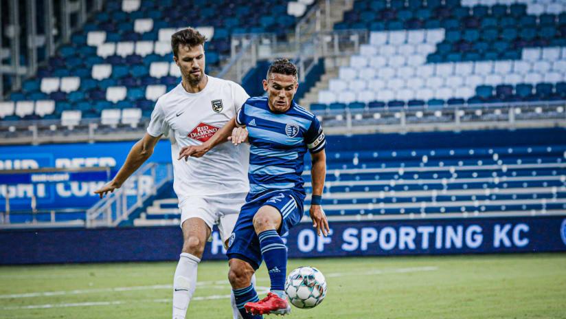 Christian Duke - Sporting KC vs. Birmingham Legion FC - Sept. 1, 2021