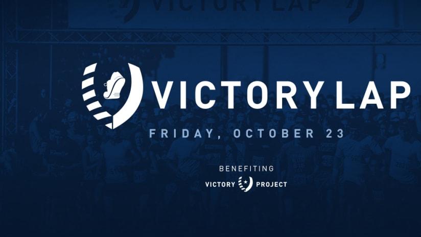 The Victory Lap 5K Run & Walk - October 23, 2020 - DL Image
