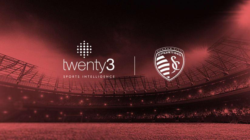 Twenty3 and Sporting KC
