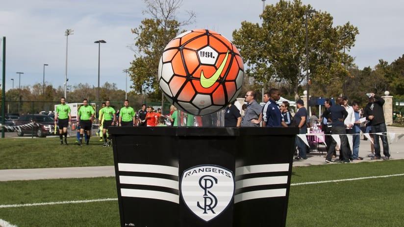 SPR Soccer Ball 2
