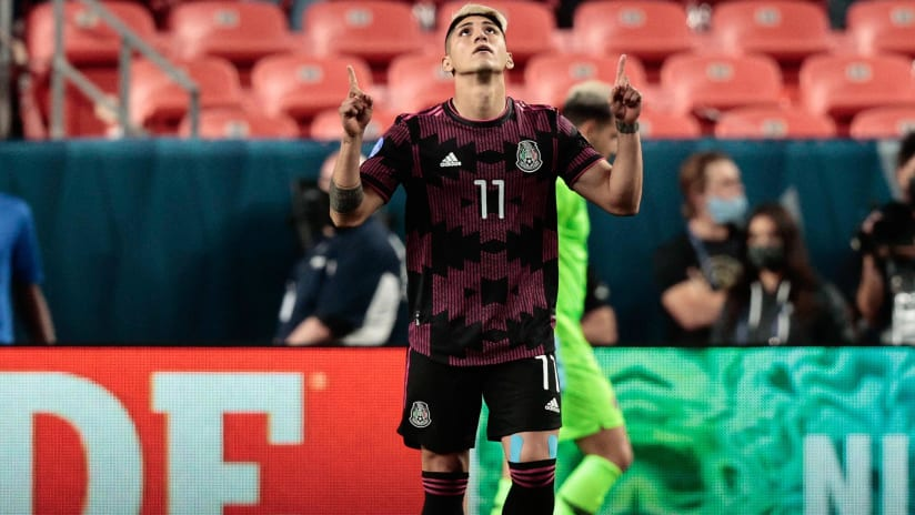 Gold Cup Recap: Pulido and Mexico hammer Honduras, reach semifinals
