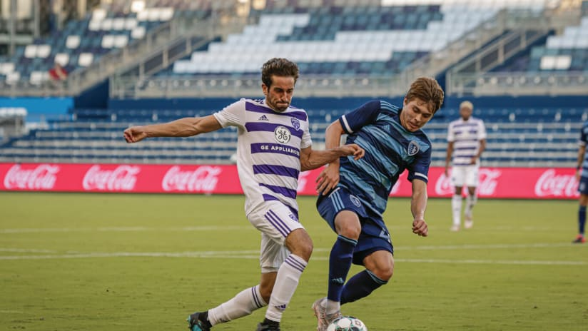 Preview: Sporting KC II to host Louisville City FC on Wednesday